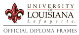 ULL diploma frames collection