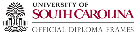 University of South Carolina Diploma Frames home