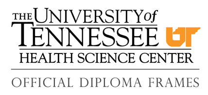 View all of the UTHSC diploma frames