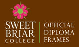 Sweet Briar College diploma frames and graduation gifts