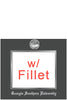 View all of the UTK diploma frames with medallion and filley