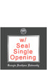 View Central Florida Diplom frames with UCF seal and name - single opening frames
