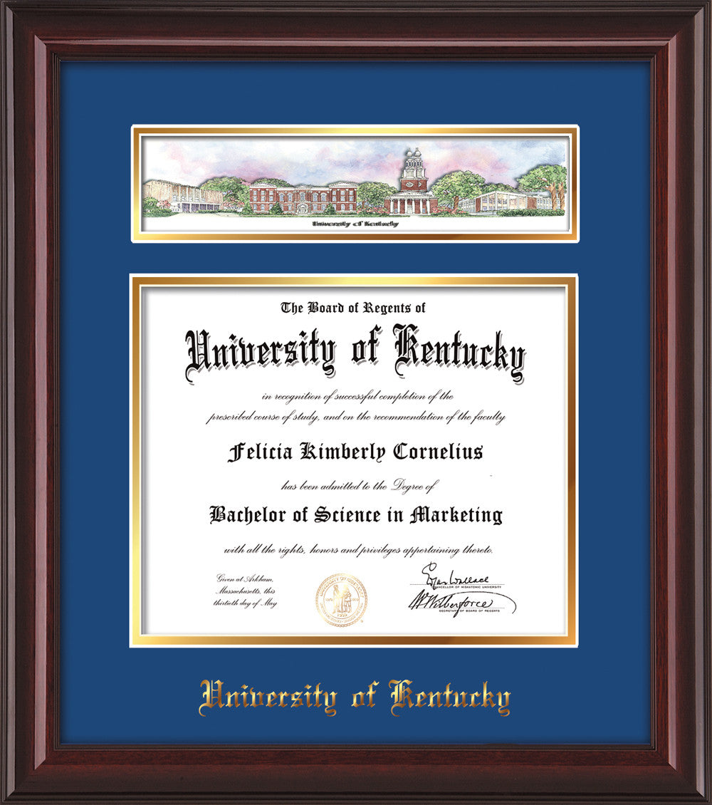 Funky Walden University Diploma Frame Photo - Picture Frame Design ...