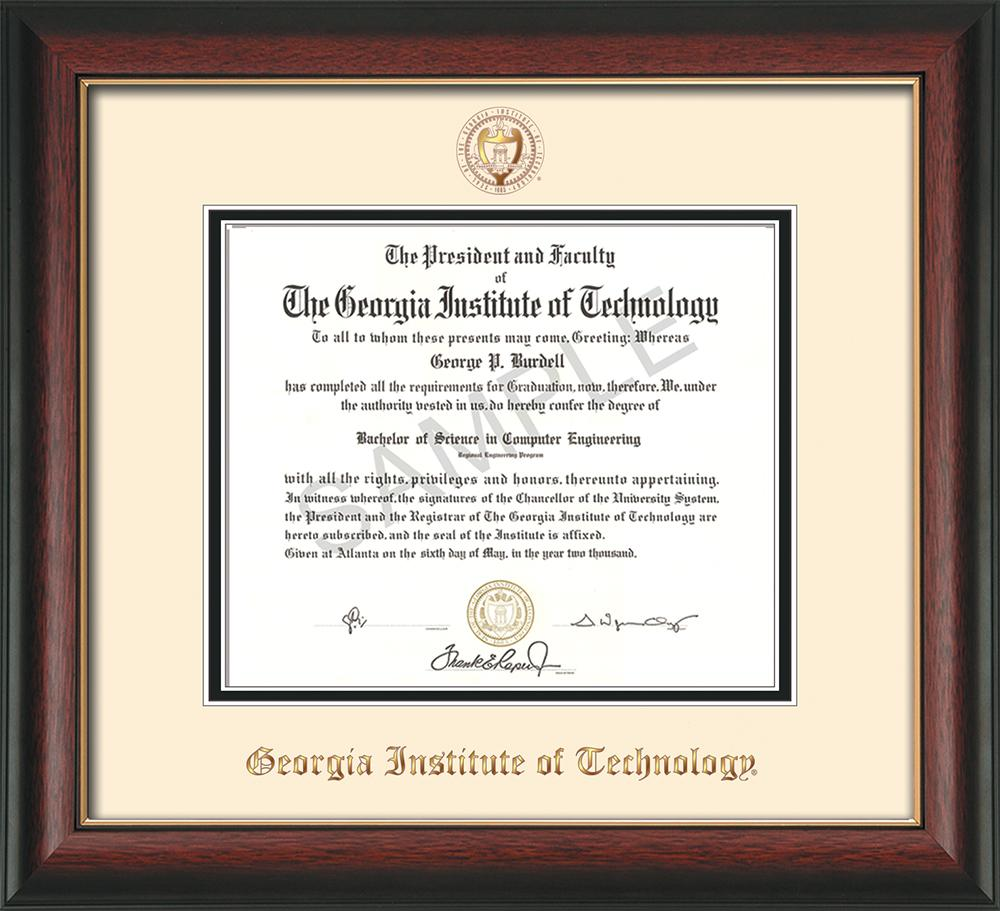 Masters Degree Diploma Frame - Online Colleges All