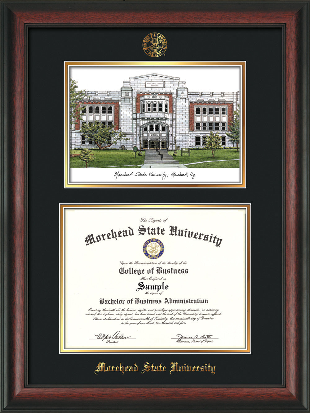 Perfect Msu Diploma Frame Gift - Framed Art Ideas - roadofriches.com