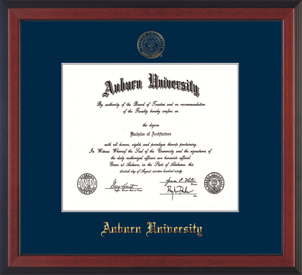 Famous Auburn Diploma Frame Picture Collection - Picture Frame Ideas ...