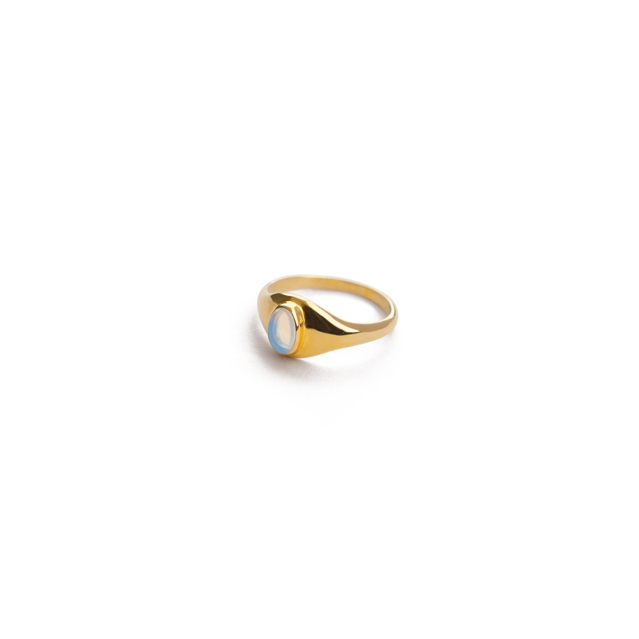 Atlas Signet Rings - Jewel Rocks