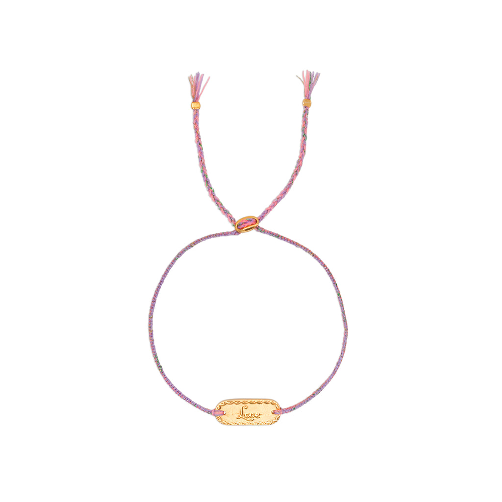Love Tag Ange Bracelet - Jewel Rocks