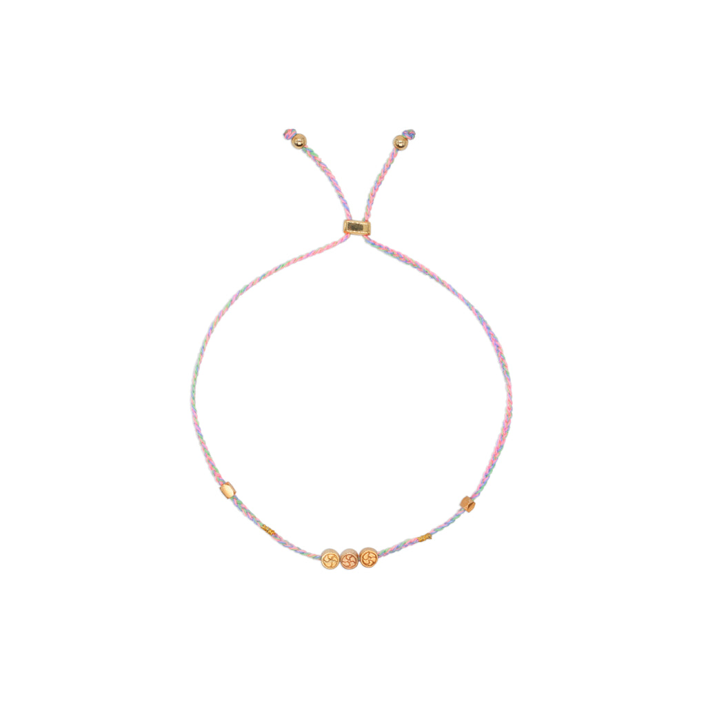 Wasanbon Rose Bracelet - Jewel Rocks