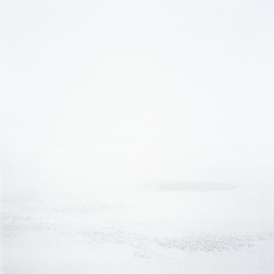 Winter blizzard landscape photography series by Ward Roberts. Represented by Tuleste Factory, a fine art and collectible design gallery in New York City.
