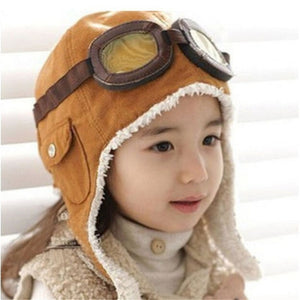 Retro Aviator Hat