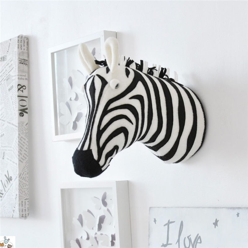 Zebra Wall Mount