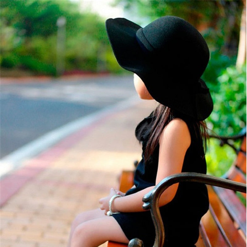 Bowler Hat For Girls