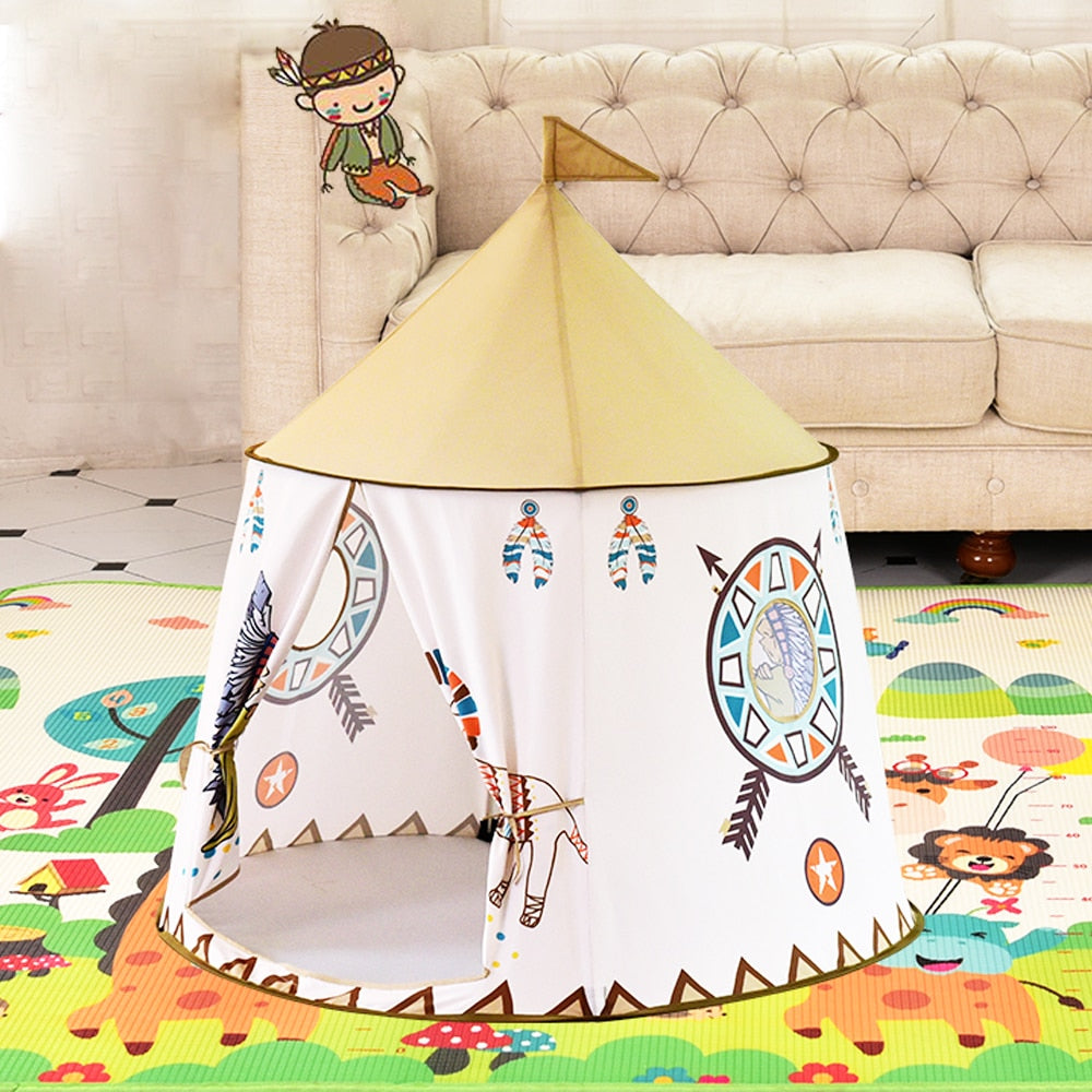 Yard Kid Tent House