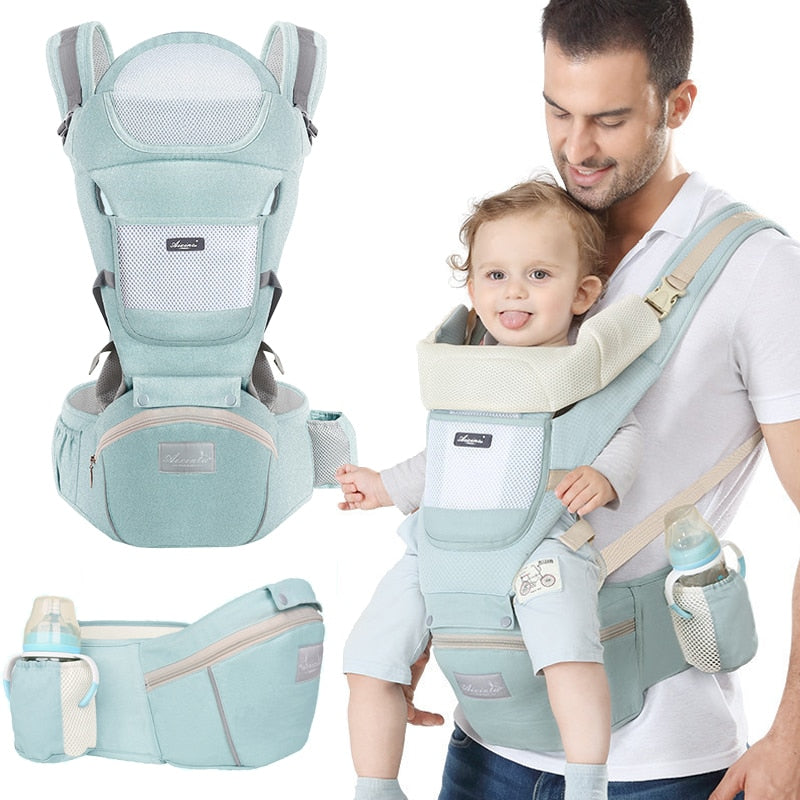 3 In 1 Ergonomic Baby Carrier