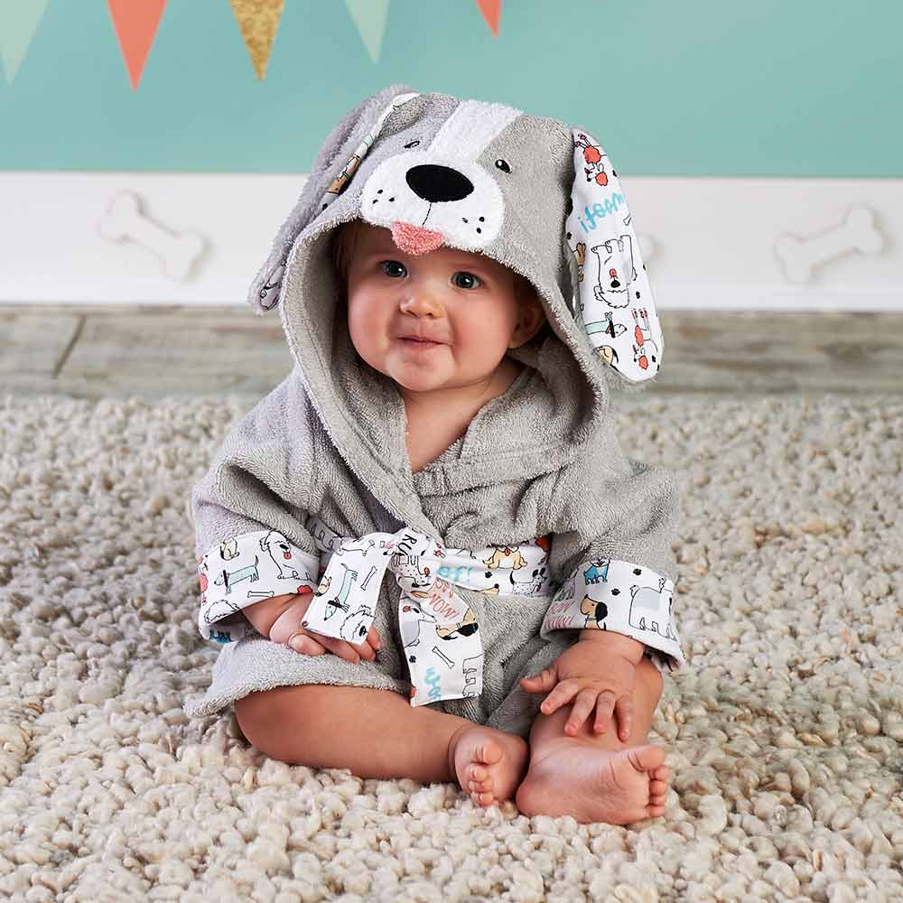 Animal model Baby Bathrobe