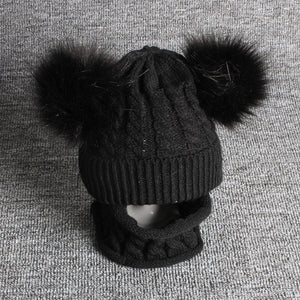 Full Face Knitted  Beanie