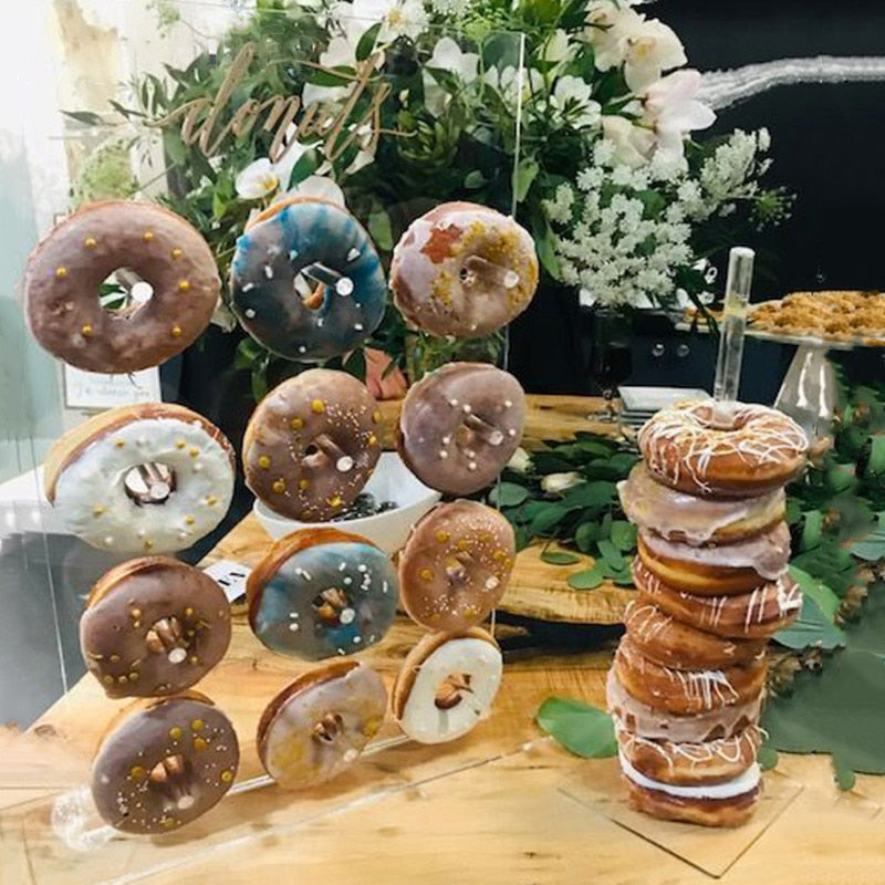 Donuts Wall & Stand for Table