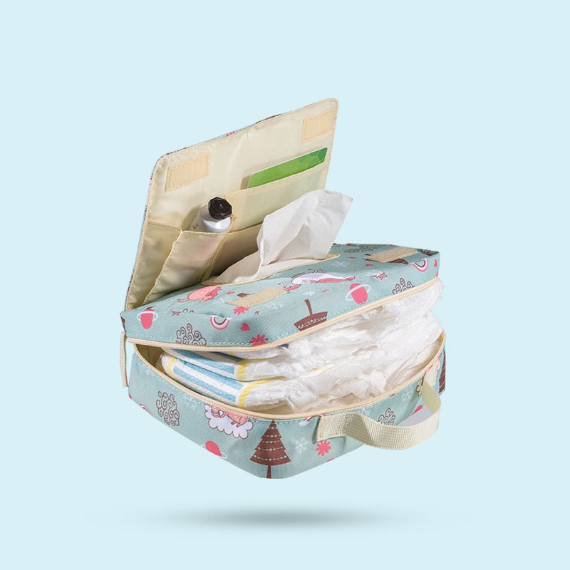 Diapers & Baby Wipes Bag
