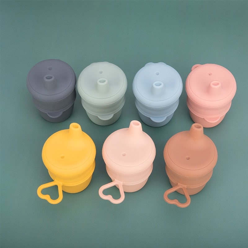 Leakproof Water Cups BPA-free
