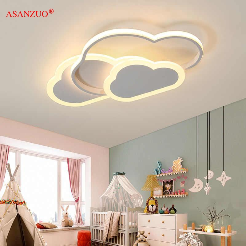 Cloud Ceiling Lamp For Nursery Room