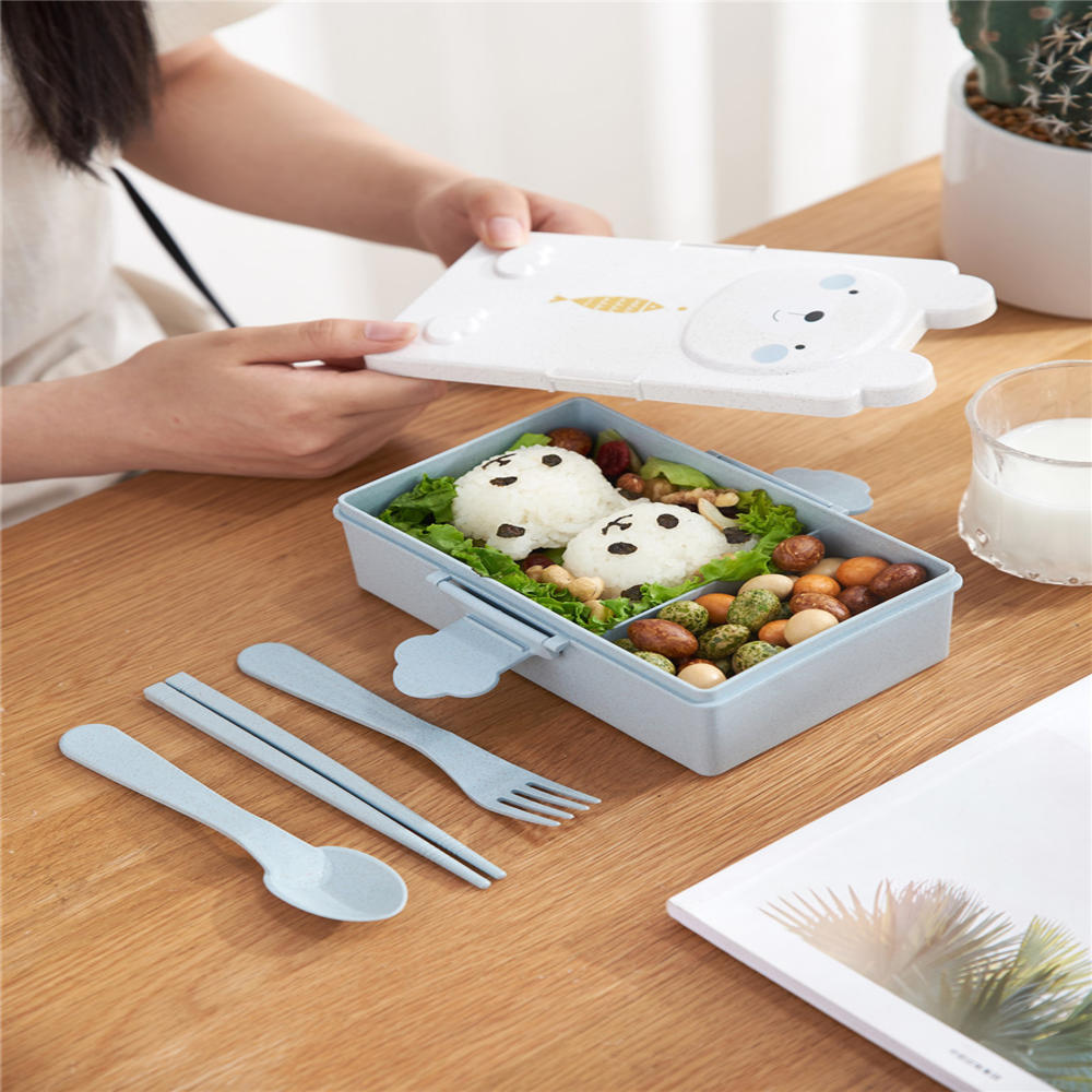Lovely Bunny Lunch Box