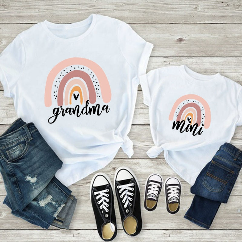 Grandma & Mini Family Outfit