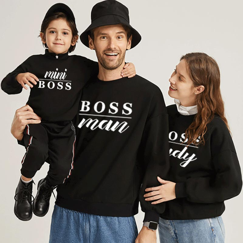 Boss Family Outfit