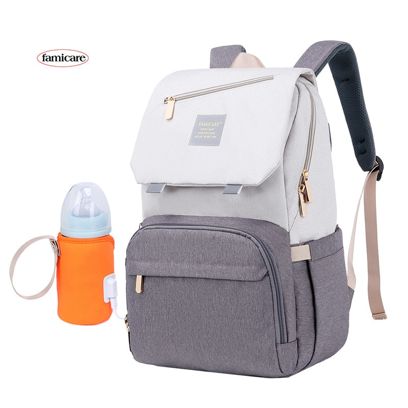 Hi-Tech Mommy Rucksack