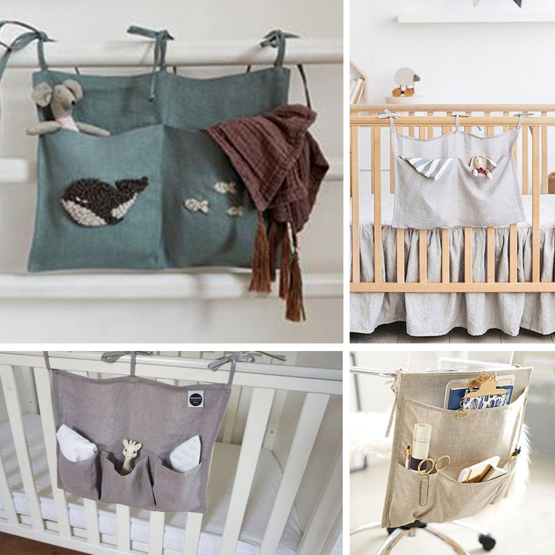 Hanging Organizer For Baby Crib