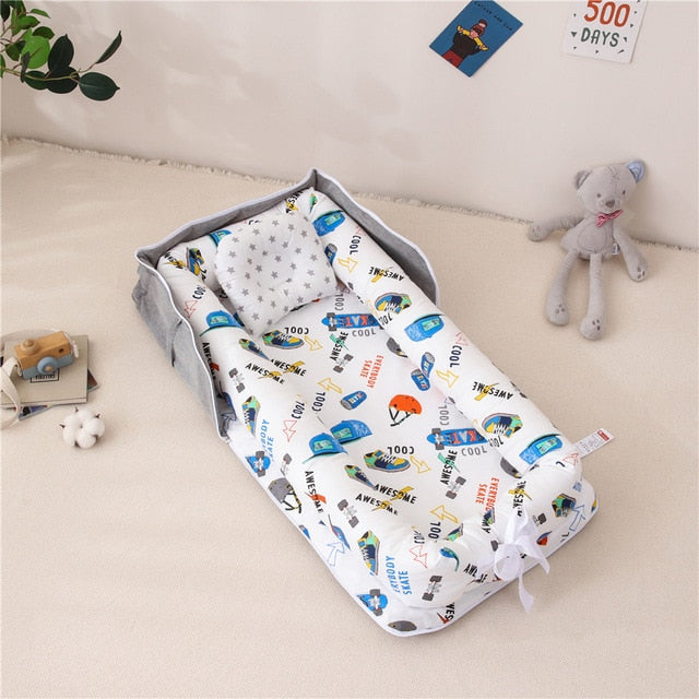 100% Awesome Baby Cot