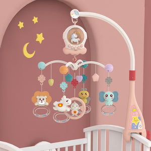 Musical Mobile For Baby Crib