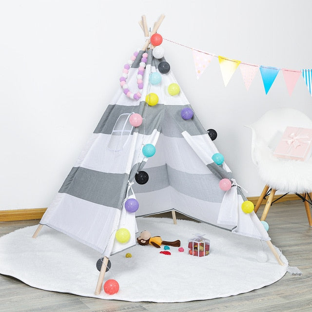 Nordic Style Tipi Tent