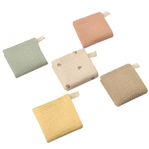 Set Of 5 Baby Towels
