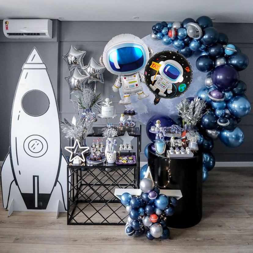 Space Theme Party