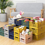 Grocery Style Storage Boxes