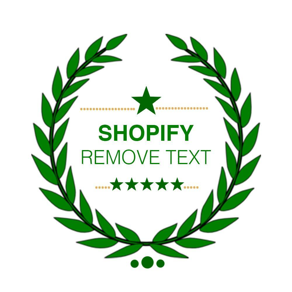 "Shopify Task - Remove or Change ""Powered By Shopify"" Text - PRO eMARKETING"