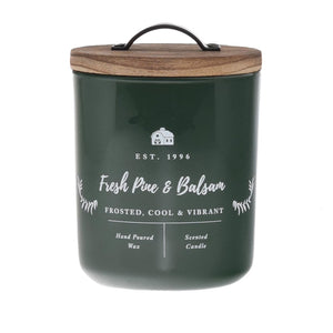 Fresh Pine & Balsam Candle