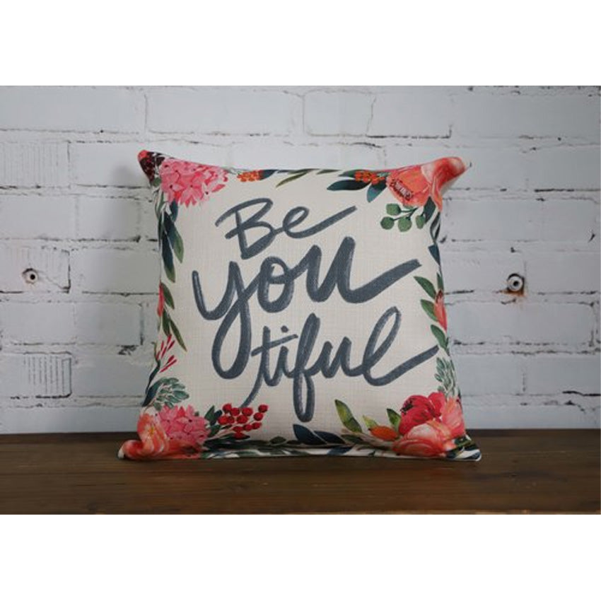 Be you tiful Pillow