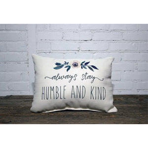 Humble & Kind Pillow