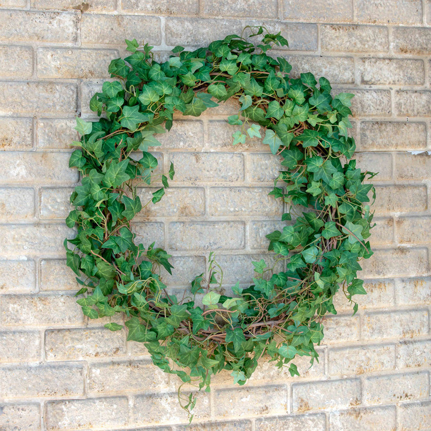 Ivy Wreath 30""