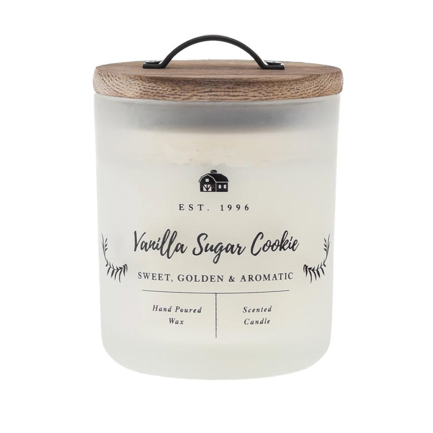 Vanilla Sugar Cookie Candle