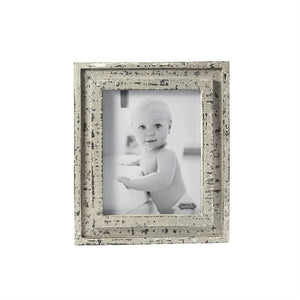 Large Distressed Wood Frame - 13""