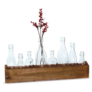 Glass Vase Caddy