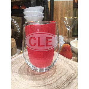 CLE Stemless Wine
