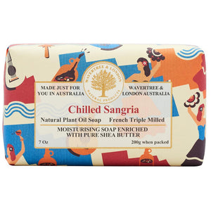 Chilled Sangria Bar Soap 7oz