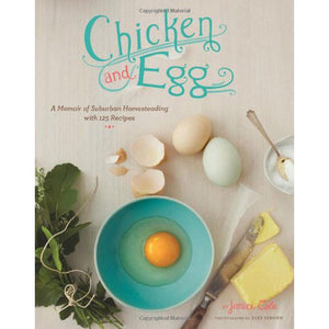 Chicken and Egg Hardcover Book