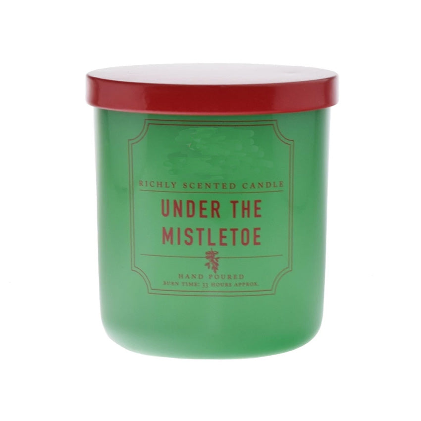 Under the Mistletoe Candle