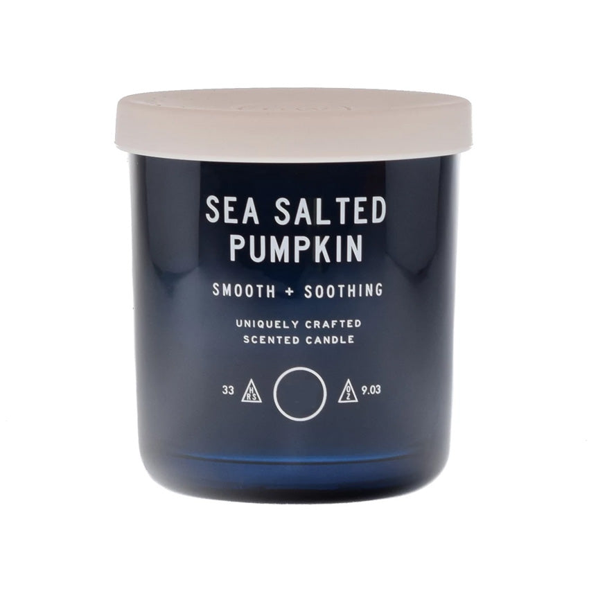 Sea Salted Pumpkin Candle