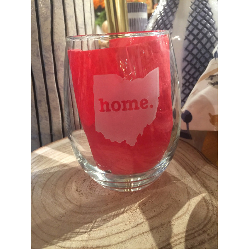 home. Ohio Stemless Wine